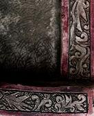 Carved ornament decoration fragment — Stock fotografie