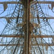 Mast of Tall Ship — Stock Photo #14497799