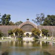 Arboretum In Balboa Park San Diego — Stock Photo