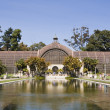 Arboretum In Balboa Park San Diego — Stock Photo #14498397