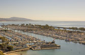 Dana Point Harbor — Stock Photo