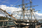 Dana Point Tall Ship The Pilgrim — Stock Photo