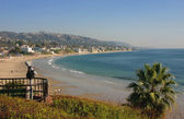 Laguna Beach California looking South — Stock Photo