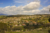 Tract Homes in San Clemente California — Stock Photo