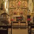 Capela de san juan capistrano missão alter — Foto Stock #14611859