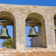 Stock Photo: MISSION SAN JUAN CAPISTRANO BELLS