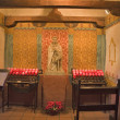 Stock Photo: MISSION SAN JUAN CAPISTRANO SMALL CHAPEL