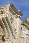 Ruin Arches at Mission San Juan Capistrano — Stock Photo