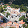 Old village of Sintra in Portugal - Stock Photo