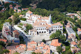 Old village of Sintra in Portugal — Stock Photo
