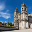 Sanctuary of Bom Jesus do Monte in Braga, north of Portugal — Foto Stock