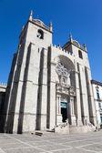 Cathedral of Santa Clara in oPorto, Portugal — Stock Photo