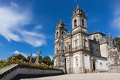 Sanctuary of Bom Jesus do Monte in Braga, north of Portugal — Stock fotografie