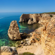 Stock Photo: Marinhbeach at Lagoa, Algarve, Portugal