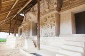 Ek balam tempel, yucatan, mexico — Stockfoto
