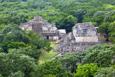 Maya city of Ek Balam. Mexico. — Stock Photo