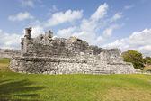 トゥルム、メキシコの古代遺跡 — ストック写真
