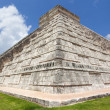 Chichen Itza pyramid at Mexico — Stock Photo