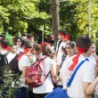 """Latada"" parade in Guimaraes — Stock Photo"
