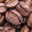 Stock Photo: Heap of coffee beans