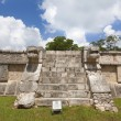 Ruins near Chichen Itzpyramid, Mexico — Stock Photo #38080321