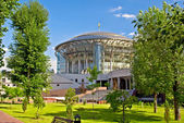 Moscow International House of Music — Stock Photo