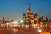 St Basil's Cathedral — Stock Photo