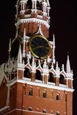 Clock tower — Zdjęcie stockowe
