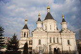 Church of Archangel Michael of Moscow University — Stock Photo