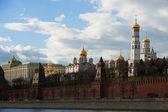 Ivan de grote bell tower, grand kremlin palace, Moskou, Rusland — Stockfoto