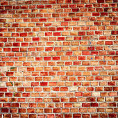 Brick wall background or texture — Stock Photo