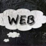 Web concept — Stock Photo #30686573