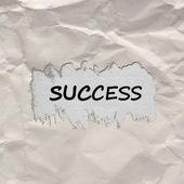 Succes Concept — Stock Photo