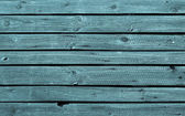 Blue wood texture — Foto Stock