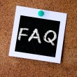 Frequently asked questions — Stock Photo #32204007