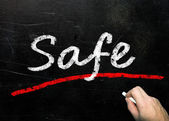 Safe — Foto de Stock