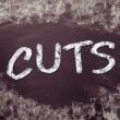 Cuts — Stock Photo