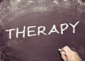 Therapy — Stock Photo