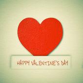 Tarjeta navideña. día de San Valentín — Foto de Stock