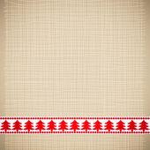 Nastri natalizi — Foto Stock