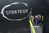 Strateji — Stok fotoğraf