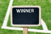Winner — ストック写真
