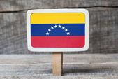 Venezuela flag — Stock Photo