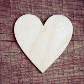 Paper heart — Stock Photo