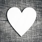 Paper heart — ストック写真