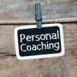 Personal coaching — Stock Photo #38314323