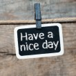 Nice day ! — Stock Photo