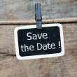 Save the Date ! — Stock Photo #38314709