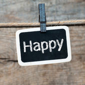 Happy ! — Stock Photo
