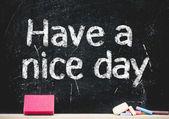 Nice day ! — Photo